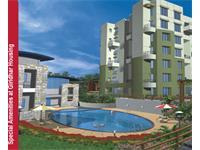 2 Bedroom Flat for sale in Giridhar Oasis, Kharadi, Pune