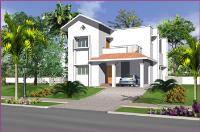 villa for rent at adarsh palm retreat bangalore