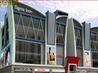 Office 4rent in Sigma Icon, Shyamal Char Rasta, Ahmedabad