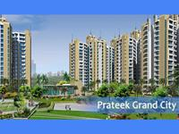 2 Bedroom Flat for sale in Prateek Grand City, Pratap Vihar, Ghaziabad
