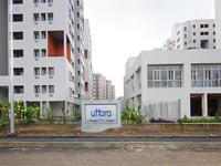2 Bedroom Flat for sale in Bengal DCL Uttara, Rajarhat, Kolkata