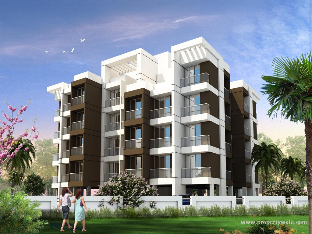 Space india sinic ozone panvel navi mumbai for Building design images