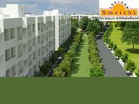 2 Bedroom Flat for sale in Shriram Smrithi Apartment, Attibele Road area, Bangalore