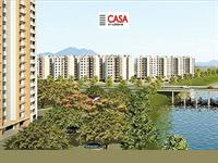 2 Bedroom Flat for sale in Lodha Casa, Dombivli, Thane