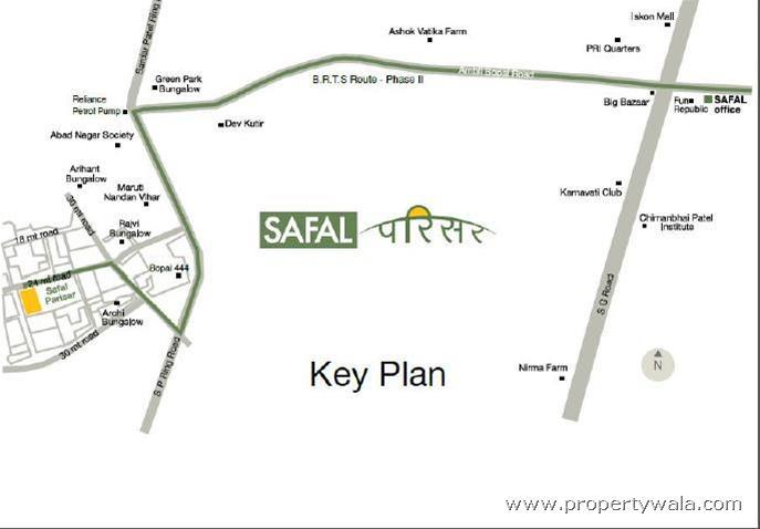 safal parisar - bopal  ahmedabad