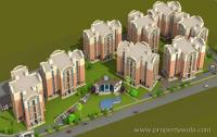 2 Bedroom Flat for sale in Vayu Royal Heights, Amrawad Khurd, Bhopal