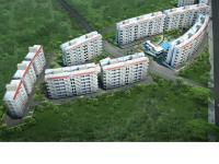 1 bhk flat for rent for family in Kalptaru Estate , Pimple gurav.