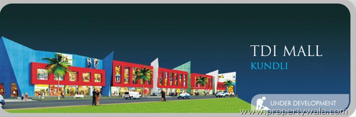 TDI Mall - TDI City Kundli, Sonipat
