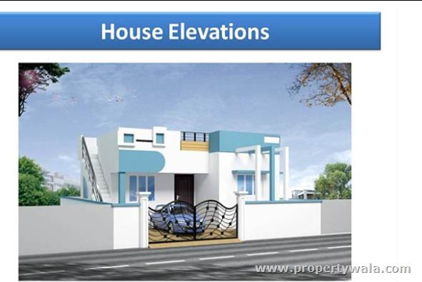 Front Elevation For Houses In Chennai : Avalon breeze county poonamallee chennai residential