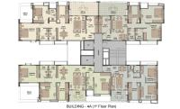 Building 4A 1st Floor Plan