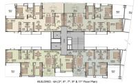 Building 4A Odd Floor Plan