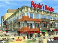 Shop for sale in Parasmani Apples Height, VIP Road area, Zirakpur