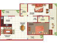 Block-A Maharaja1 Floor Plan