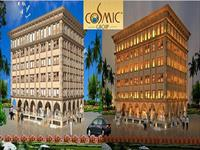 1 Bedroom Flat for sale in Cosmic Italia, Vasundhra, Ghaziabad