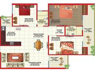 Block-B Samrat1 Floor Plan