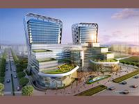 Office Space for sale in GBP Centrum, Ambala Highway, Zirakpur
