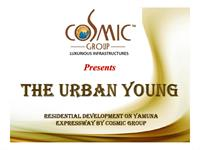 2 Bedroom Flat for sale in Cosmic Urban Young, Yamuna Expressway, Greater Noida