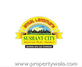 Ansal Landmark Sushant City - Sushant city, Meerut