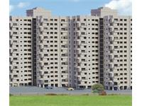 1 Bedroom Flat for sale in Kabra Happy Valley, Manpada, Thane
