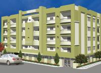 2 Bedroom Flat for sale in Lakshmi Residency, Nizampet, Hyderabad