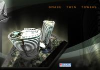 3 BHK Flat for sale in Omaxe Twin Tower, Noida