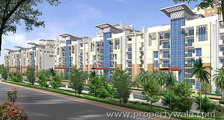Purvanchal Silvercity-II - Sector PI-2, Greater Noida