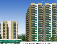 MSX Alpha Homes - Sector Alpha I, Greater Noida