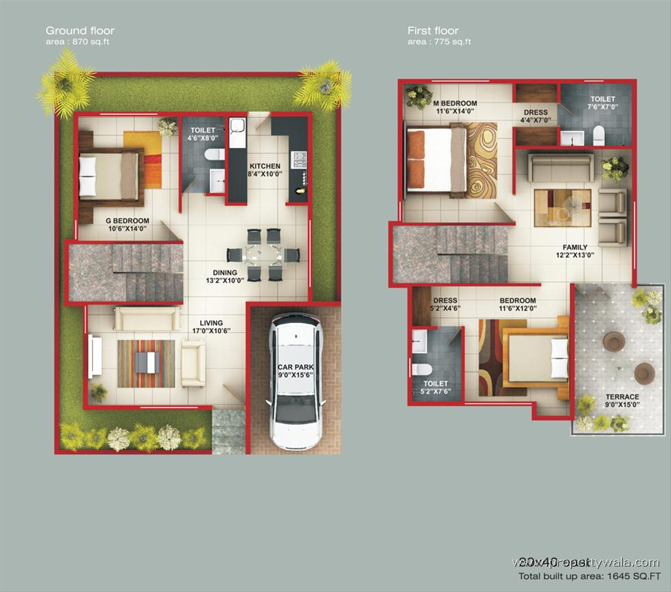 30x50 Floor Plan Joy Studio Design Gallery Best Design: 30x50 house plans