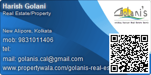 Harish Golani - Visiting Card