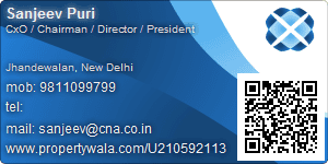 Sanjeev Puri - Visiting Card