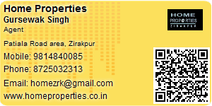 Gursewak Singh - Visiting Card