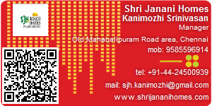 Contact Details of Shri Janani Homes Pvt Ltd
