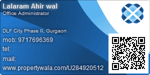 Lalaram Ahir wal - Visiting Card
