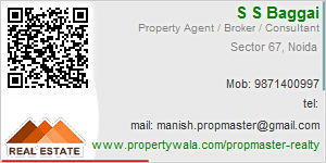 Visiting Card of Propmaster Realty Pvt. Ltd.