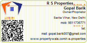 Visiting Card of R S Properties