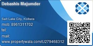 Debashis Majumder - Visiting Card