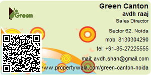 Visiting Card of Green Canton