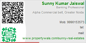 Visiting Card of Sunny Real Estates