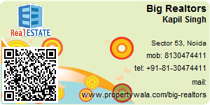 Visiting Card of Big Realtors