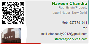 Naveen Chandra - Visiting Card