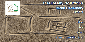 Visiting Card of C G Realty Solutions Pvt ltd