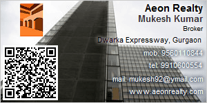 Mukesh Kumar - Visiting Card