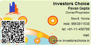 Visiting Card of Investors Choice