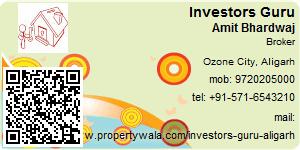 Visiting Card of Investors Guru