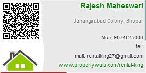Rajesh Maheswari - Visiting Card
