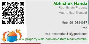 Abhishek Nanda - Visiting Card