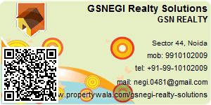 Visiting Card of GSNEGI Realty Solutions