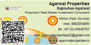 Rajmohan Agarwal - Visiting Card