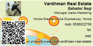 Visiting Card of Vardhman Real Estate