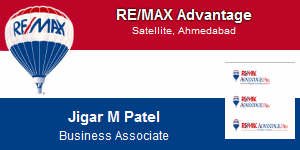 Jigar M Patel - Visiting Card